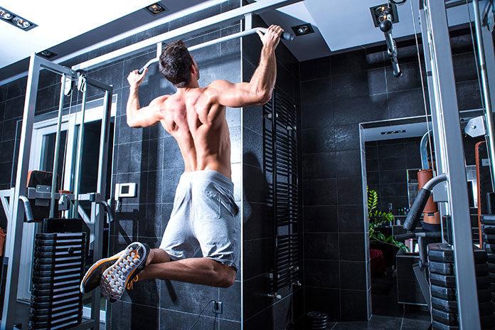 Drążek do podciągania – popularny sprzęt do ćwiczeń